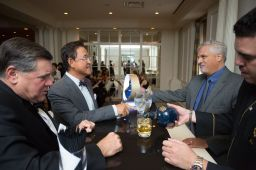 Royal Salute Sponsors Korea Society Annual Dinner